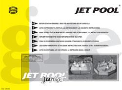 Montagehandleiding frame pool 125x125