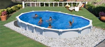 zwembad ingegraven