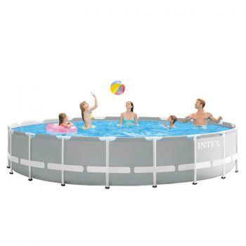 intex zwembad rond