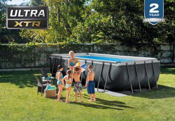 Intex Ultra XTR Frame Zwembad 549 x 274 x 32 cm