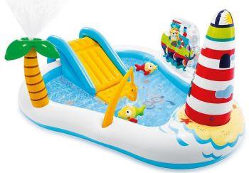 Zwembad speelcentrum 'Fishing Fun'