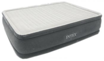 Intex Comfort Plush Elevated - tweepersoons