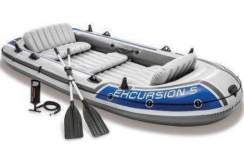 Intex Excursion 5 opblaasboot