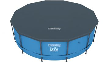 Bestway Cover Steel pro Max frame rond 366