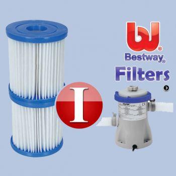 Jilong vervangend filter cartouche S1