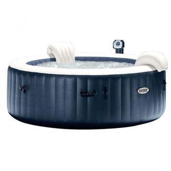 Intex PureSpa opblaasbare Navy Bubbel Spa 4 personen
