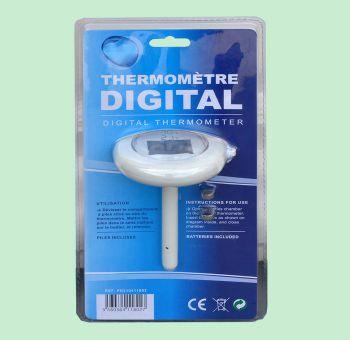 Digitale drijvende thermometer
