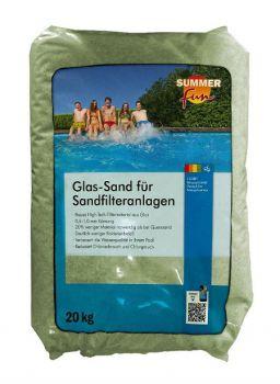 filterglas zandfilterpomp
