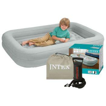 Intex Kinder kampeer slaap luchtbed