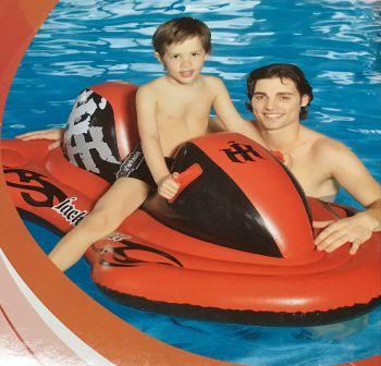 Kinder Motorboot Swim Rider