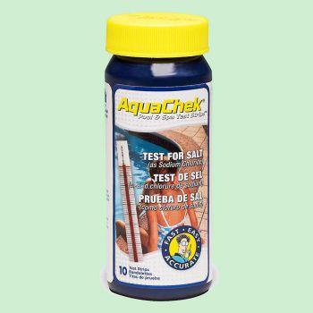 Teststrips voor zout water