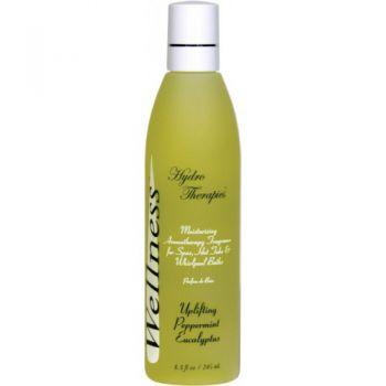 aroma therapie Spa pepermunt eucalyptus