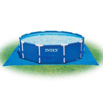 Intex grondzeil 472 x 472 cm