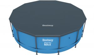 Bestway Cover Steel Pro Max stalen frame rond 305