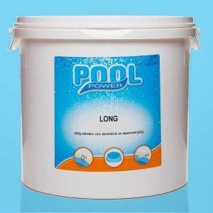 chloortabletten Pool Power mini 200 gr. 5 kg